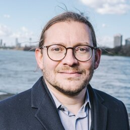 Frederik Maurer IWR Ingenieurbüro Wasserwirtschaft