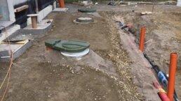 Vakuumschächte Unterdruckentwässerung Böblingen